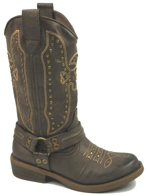 Rocketdog Rampup Cowboy Boots