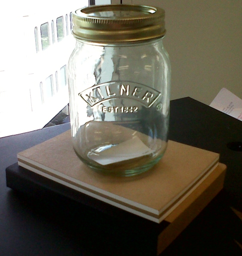 Kilner Canning Jar