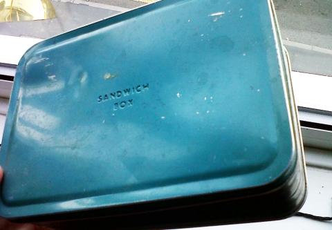 Old Sandwich Box