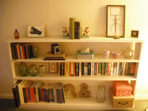 Book Case by Honor Clement-Hayes
