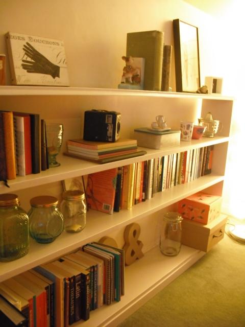 My Life On A Shelf