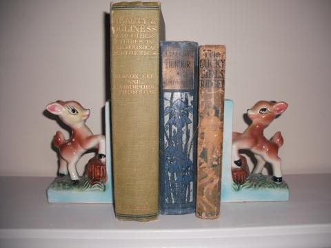 Bambi & Antique Books