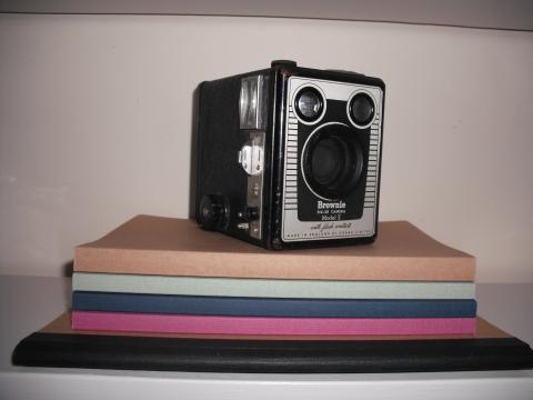 Kodak Box Brownie Camera