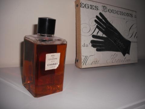 1950s Chanel No.5