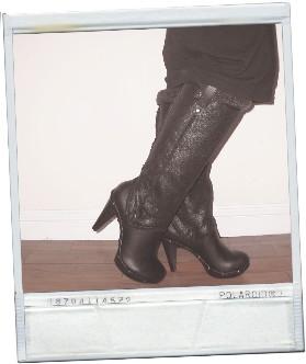 Zalando Fuck Me Boots