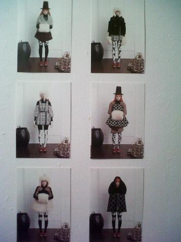 Amy Williams Fashion Graduate Lookbook