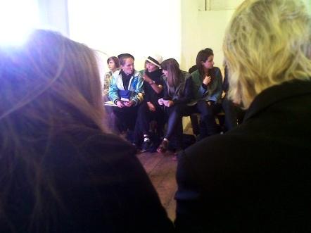 Brighton Fashion Graduates Show 2012