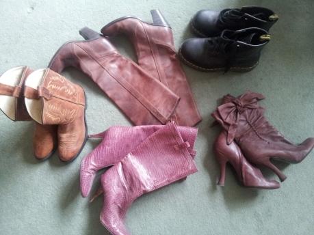 eBay shoe auction