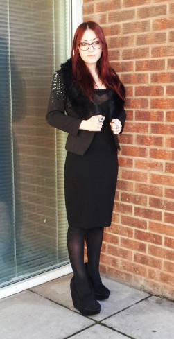 Little black dress from Zalando.co.uk