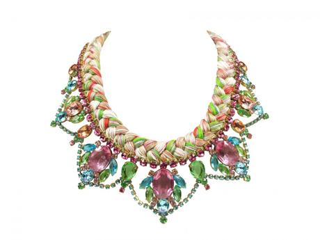 St Tropez necklace by Jolita Jewellery