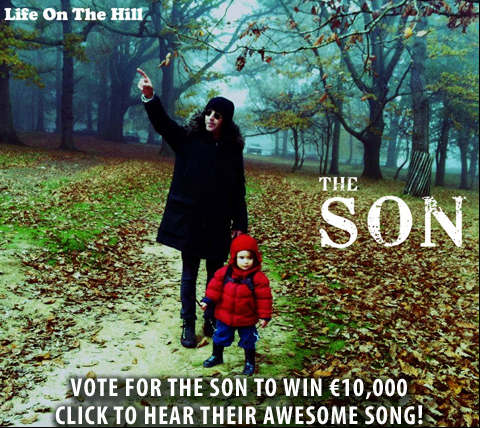 Vote for The SON to win YouBloom