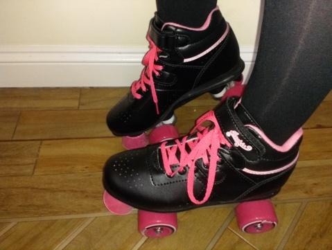 Rookie Odyssey roller skates