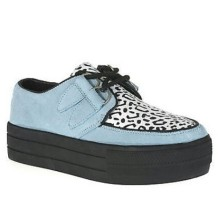Blue creepers