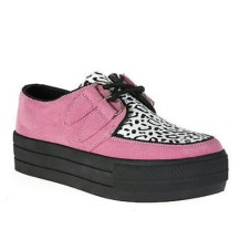 Pink creepers